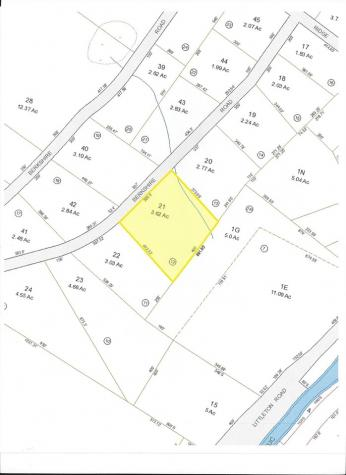 Lot 21 Berkshire Road Lisbon NH 03585