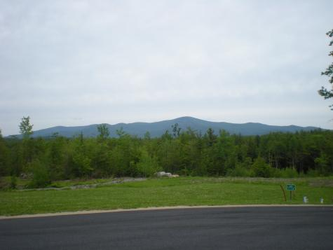 Lot 12 Farm Pond Road Tuftonboro NH 03816