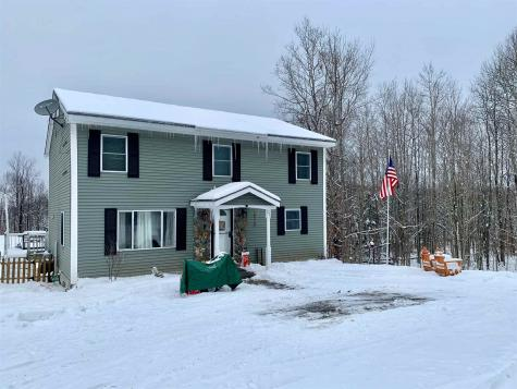 252 Moose Mountain Drive Stewartstown NH 03576