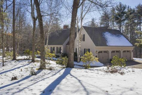 4 Village Woods Drive Amherst NH 03031