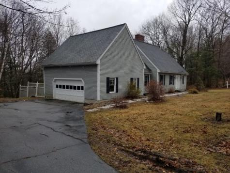 148 Meadow View Road Rindge NH 03461