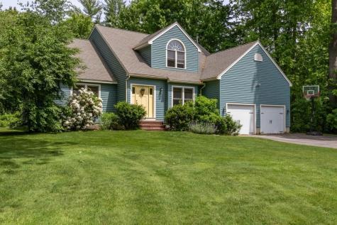 72 Oakmont Drive Concord NH 03301