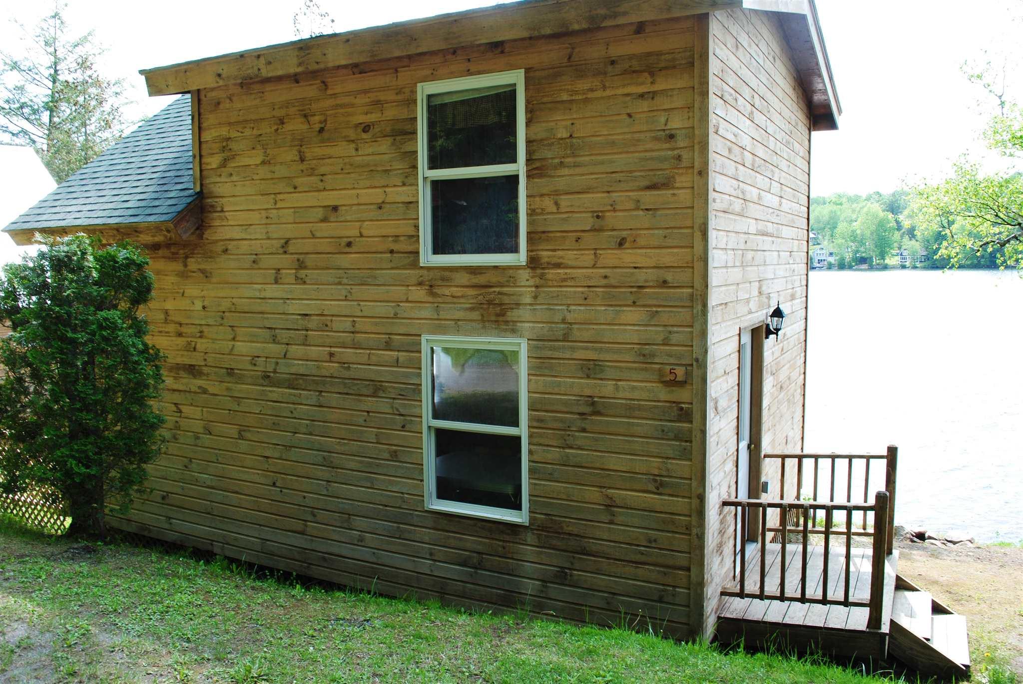 Cabin #5 Campers Barnet VT 05821