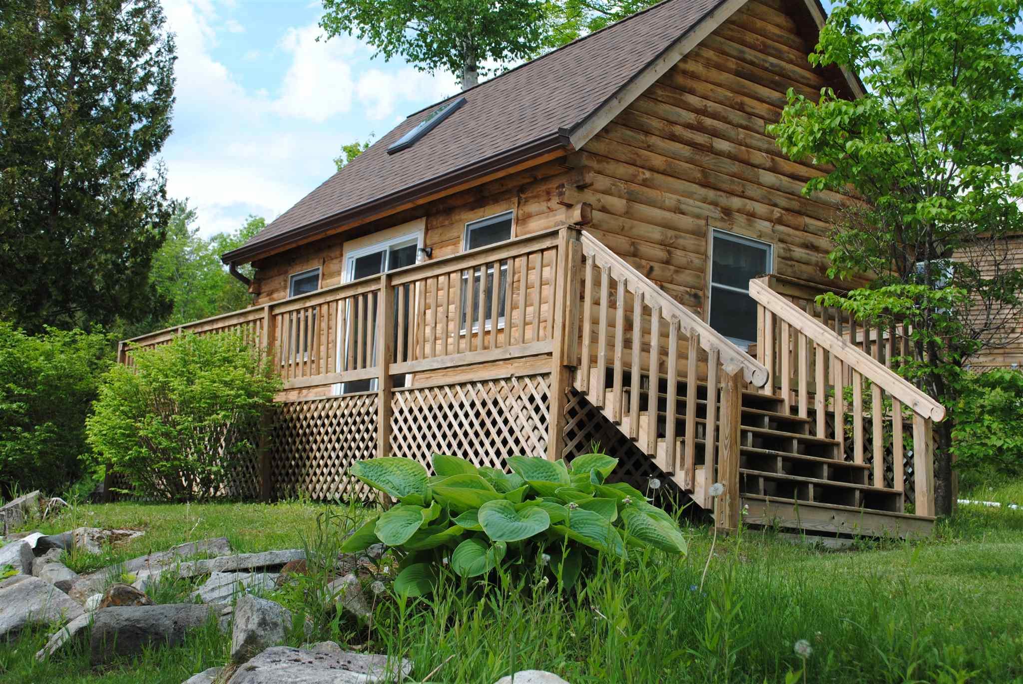 Cabin #13 Campers Barnet VT 05821