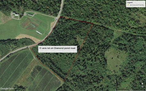Lot 1 Lost Nation Colebrook NH 03576