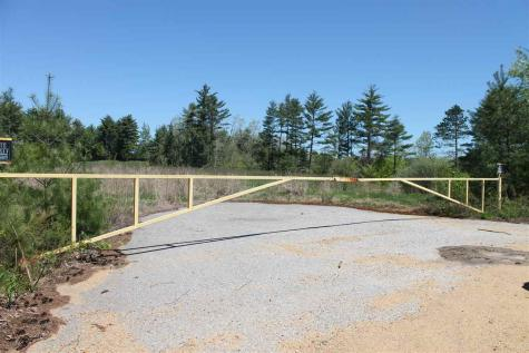 Currier Road Loudon NH 03307