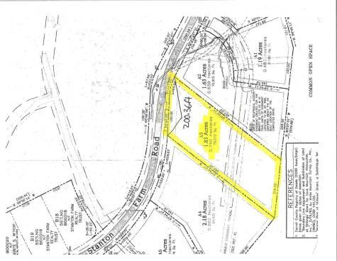 Lot A-3 Stanton Farm Bartlett NH 03812