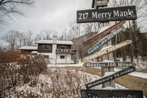 217 Merry Maple Drive Mendon VT 05701