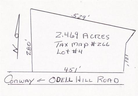 Odell Hill Conway NH 03818