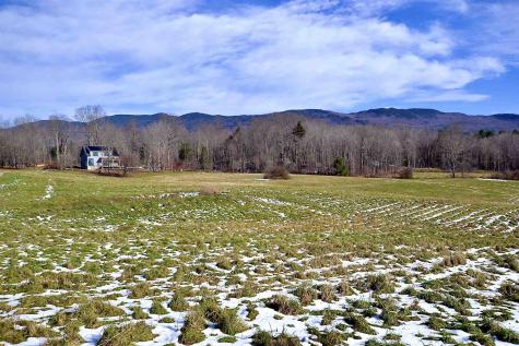 Lot 8 Guptil Road Waterbury VT 05677