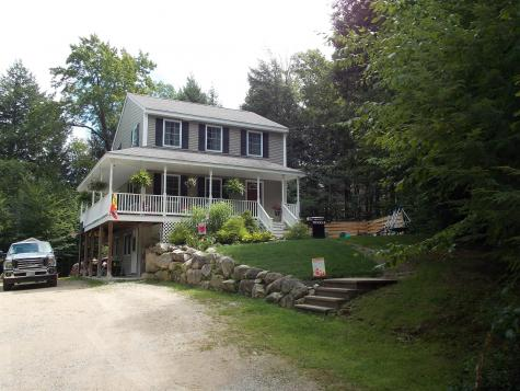 108 Brenner Drive Conway NH 03818