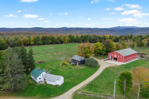 1518 Pennel Hill Road Halifax VT 05358