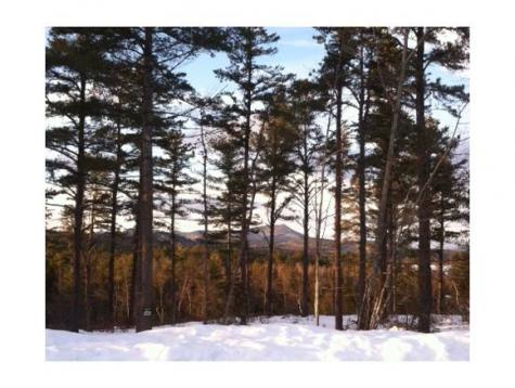 Lot 39 Brookstone Madison NH 03849
