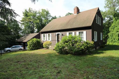 38 West Hill Road Troy NH 03465
