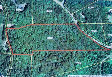 Map 247 Lot 19 E Madison Road Madison NH 03849
