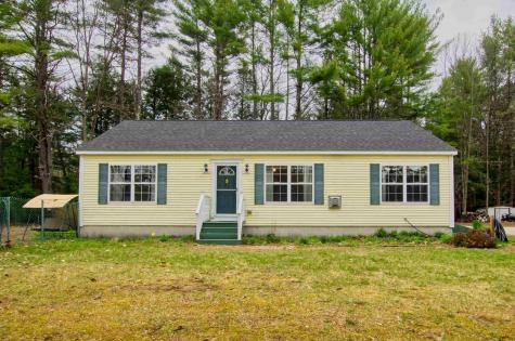 129 Currier Road Andover NH 03216