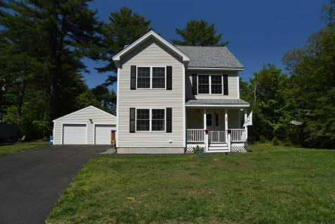 382 Parker Mountain Road Barrington NH 03825