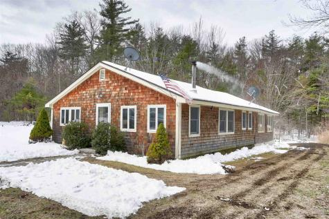 535 Old Greenfield Road Peterborough NH 03458