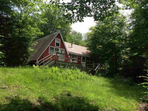 1838 Brown Schoolhouse Road Reading VT 05062