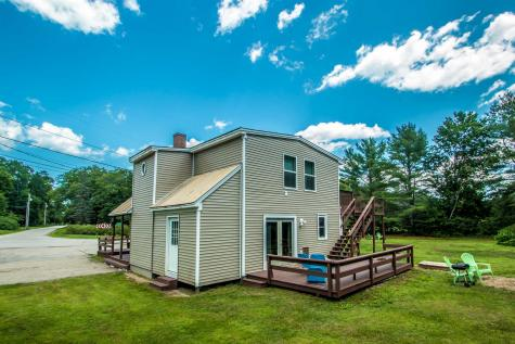 169 Sidetrack Road Conway NH 03860