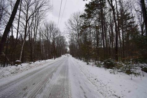 Bear Pond Road Canaan NH 03741