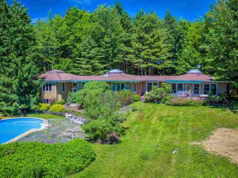 835 Alpine View Road Stowe VT 05672