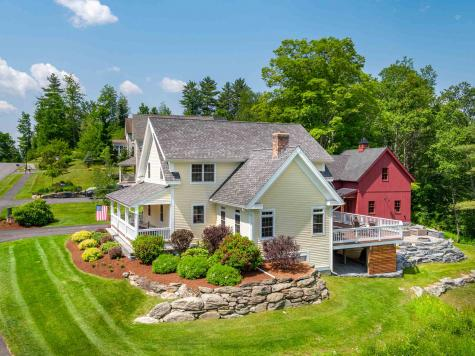 455 Thomas Lane Stowe VT 05672
