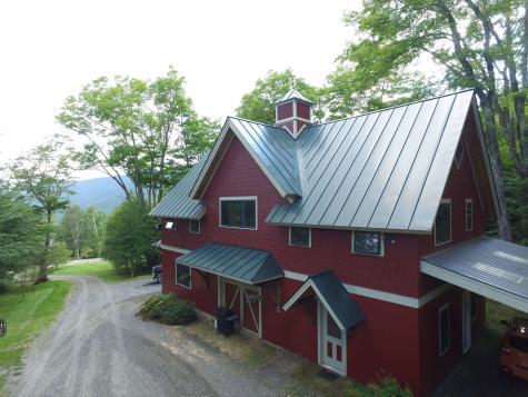 460 Farm Road Fayston VT 05673