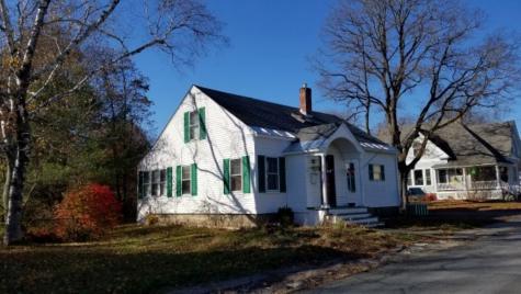 20 Whitcomb Street Springfield VT 05156