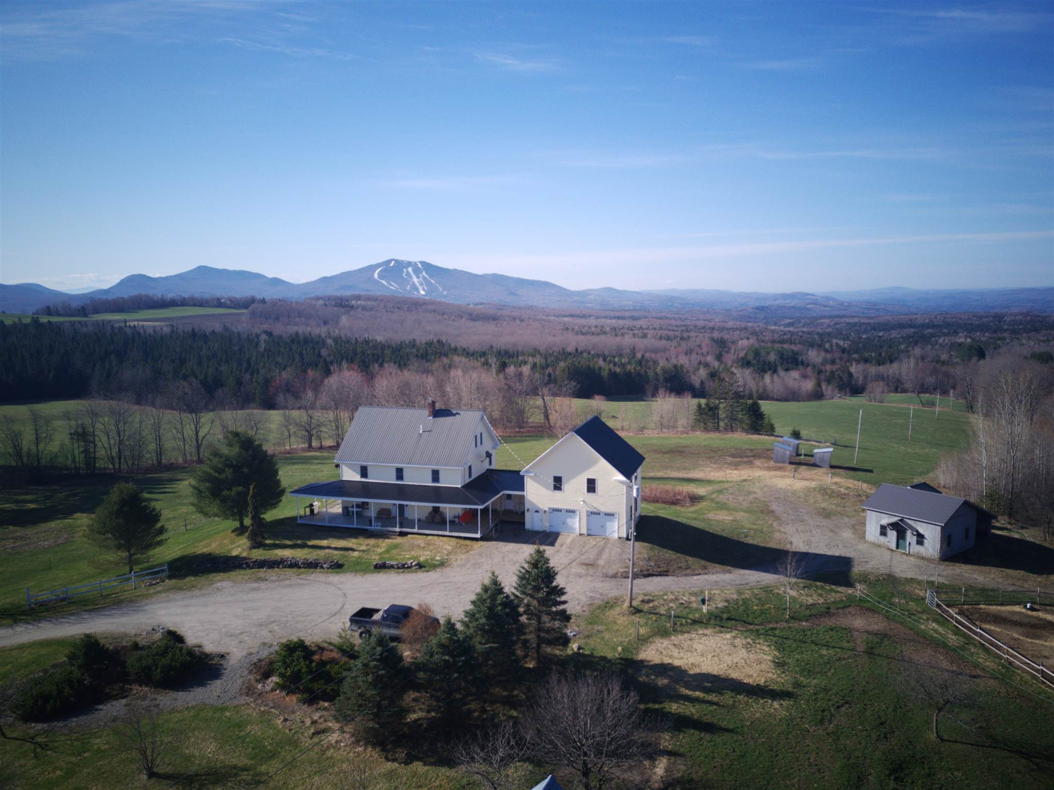 1417 Maple Ridge Road Newark VT 05871