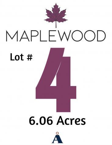 Lot 4 Maplewood Drive Candia NH 03034