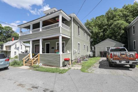 25 Trinity Street Claremont NH 03743