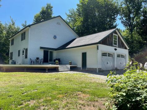 832 Barnes Road Hyde Park VT 05655