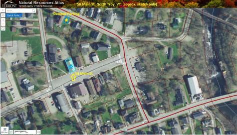56 Main Street Troy VT 05859