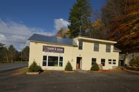 4538 Mountain Road Stowe VT 05672