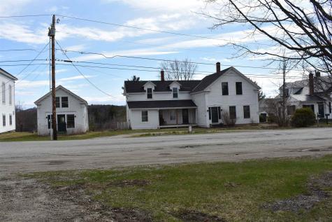 26 Park Avenue Irasburg VT 05845