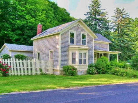 497 Old Hollow Road Ferrisburgh VT 05473