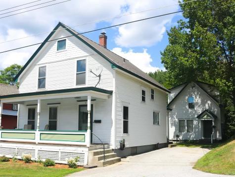 6 Woodrow Avenue Montpelier VT 05602