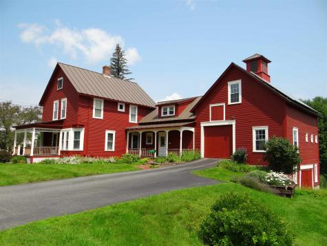 55 Shaker Hill Road Enfield NH 03748