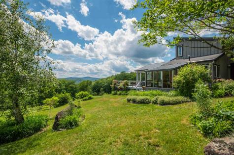 184 Stowe Hill Road Wilmington VT 05363