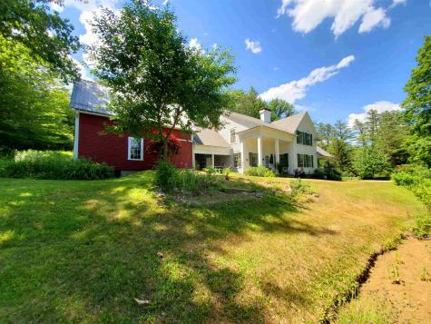 33 Hinkley Brook Road Grafton VT 05146