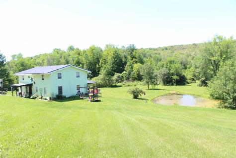 27 Young Road Orwell VT 05760