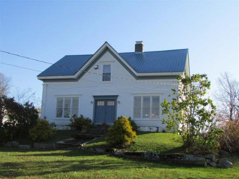 57 Creek Road Irasburg VT 05875