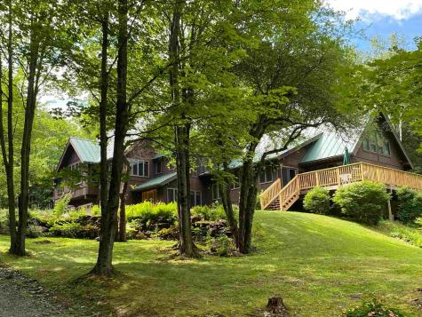 407 North Hill Road Stowe VT 05672