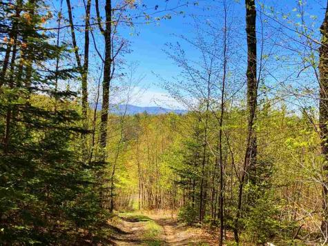 off Mud Hollow Road Kirby VT 05851