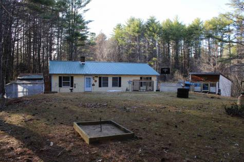 210 Beach Pond Road Wolfeboro NH 03894