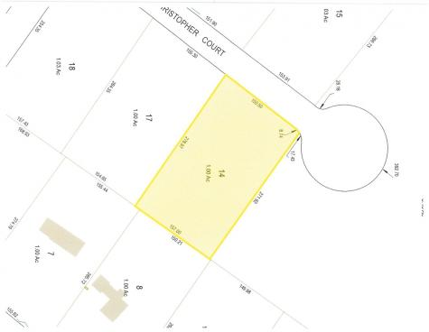 Lot 14 Christopher Wolfeboro NH 03894