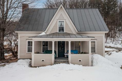 51 Parsonage Road Bridgewater VT 05034