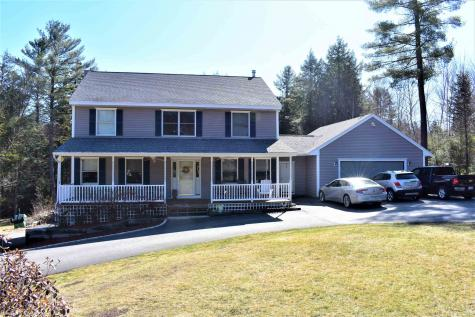 34 Clay Brook Drive Plymouth NH 03264