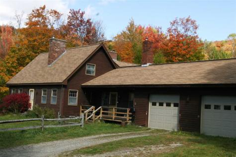 1115 North Hollow Road Stowe VT 05672